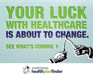 Washington Healthplanfinder Advertising Campaign
